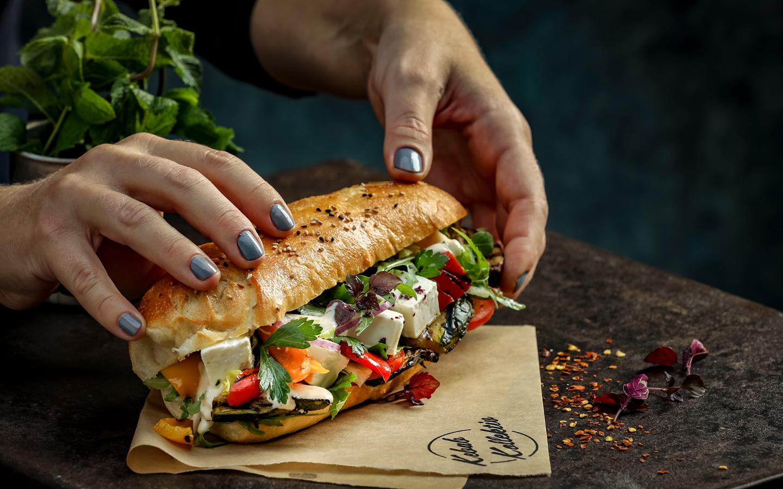 Kebab Kollektiv Feta Kebab