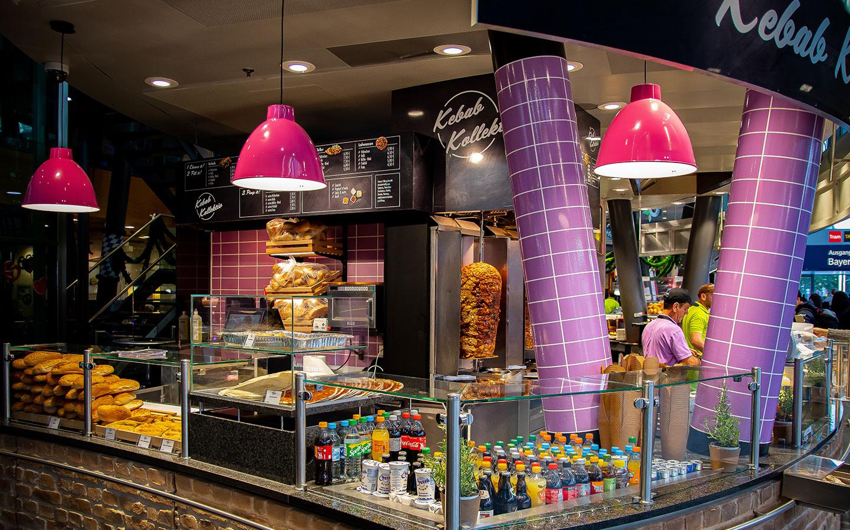 Kebab Kollektiv München Hauptbahnhof